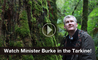 Tony in the Tarkine email hero